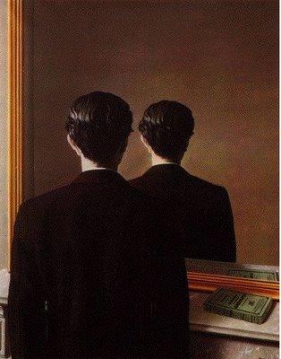 el falso espejo