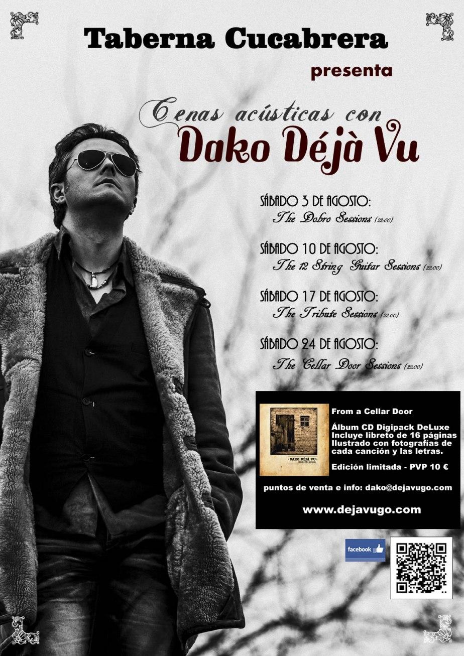 Cenas Acústicas con Dako Déjà Vu
